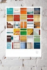 Produktfoto Poster