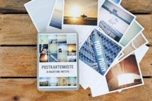 Postkartenkiste maritim