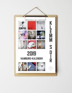 kalender STA 19 Klemm